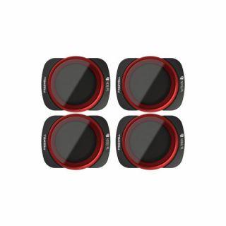 Freewell sada čtyř polarizačních ND filtrů Bright Day pro DJI Osmo Pocket a Pocket 2
