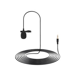 3.5mm Lavalier Microphone for DJI Pocket 2 (Do-It-All Handle)