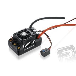 EZRUN MAX5 V3 - čierny - regulátor