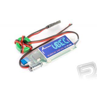 UBEC 3A 2-6s LiPo stabilizátor napájanie