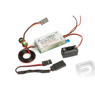 UBEC 5A HV stabilizátor napätia