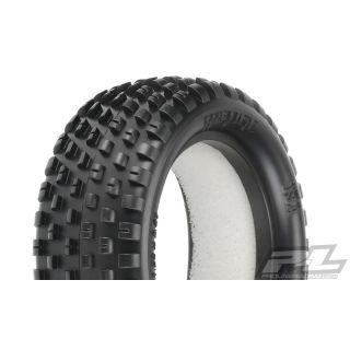 Wedge 2.2 Z3 (zmes medium carpet) gumy predné 4wd, 2 ks