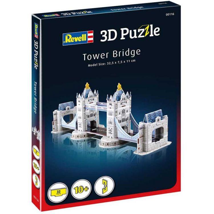 3D Puzzle REVELL 00116 - Tower Bridge
