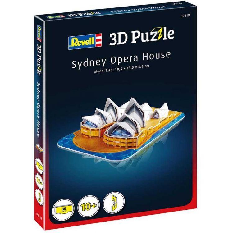 3D Puzzle REVELL 00118 - Sydney Opera House