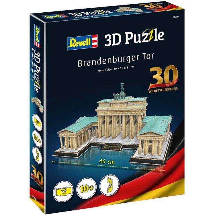3D Puzzle REVELL 00209 - Brandenburger Tor