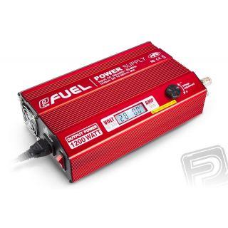 EFuel 1200W / 50A spínaný zdroj 15-30 V