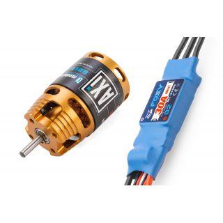 Combo set AXI 2217/12 V2 LONG + FOXY G2 30A Regulátor
