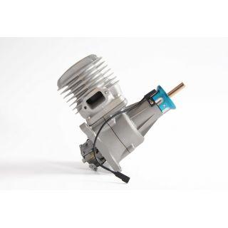 Motor GP 88 ccm včetně tlumiče a příslušenství