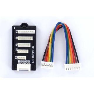 Adaptér pro balancery 2-6S (JST-EH)