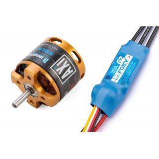 Combo set AXI 2212/20 V2 + FOXY G2 20A regulátor
