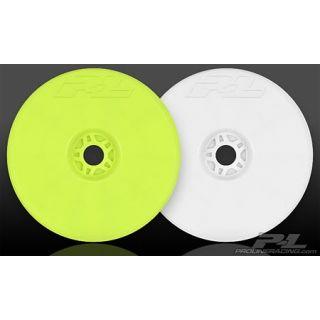 TRUGGY VTR 1:8 disk, bílé, 4ks