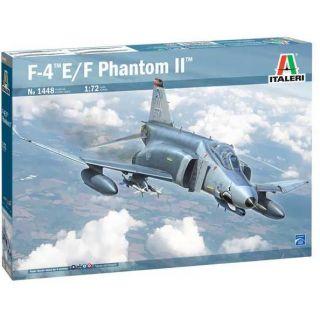 Model Kit letadlo 1448 - F-4E/F Phantom II (1:72)