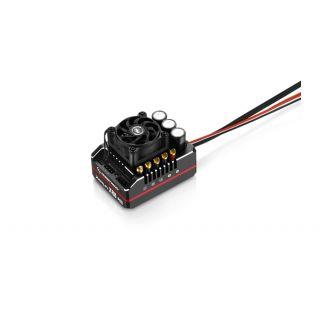 XERUN XR8 Pro G2 - černý - regulátor