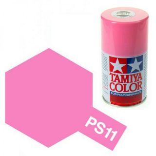 Tamiya Color PS-11 Pink Polycarbonate Spray 100ml