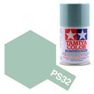 Tamiya Color PS-32 Corsa Grey Polycarbonate Spray 100ml