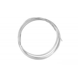 Ocelové nerezové lanko 0.75-0,8mm, 2m