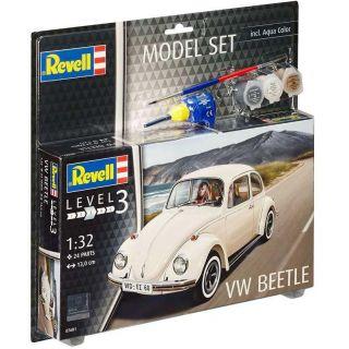 ModelSet auto 67681 - VW Beetle (1:32)