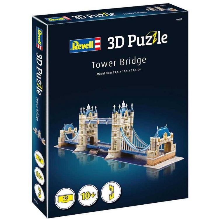 3D Puzzle REVELL 00207 - Tower Bridge