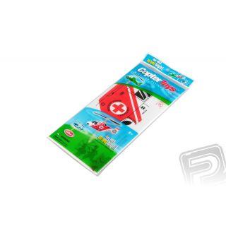 COPTER Minivrtulník s gumovým pohonem