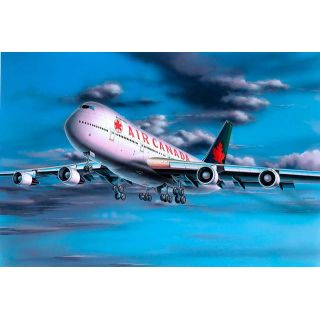 ModelSet lietadlo 64210 - Boeing 747-200 (1: 390)