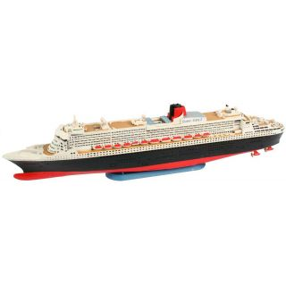 ModelSet loď 65808 - QUEEN MARY 2 (1: 1200)
