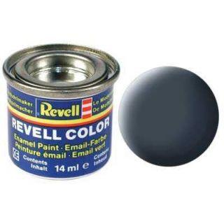 Farba Revell emailová - 32109: matná antracitová šedá (anthracite grey mat)