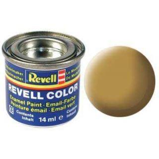 Barva Revell emailová - 32116: matná pískově žlutá (sandy yellow mat)