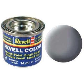 Farba Revell emailová - 32147: matná myšou šedá (mouse grey mat)