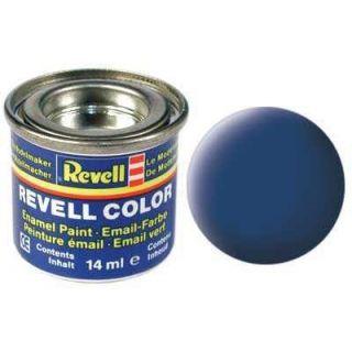 Farba Revell emailová - 32156: matná modrá (blue mat)