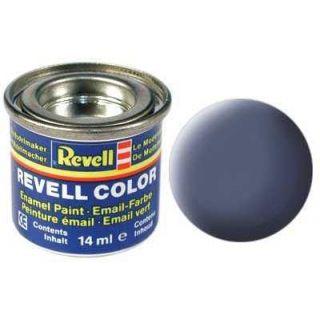 Farba Revell emailová - 32157: matná šedá (grey mat)