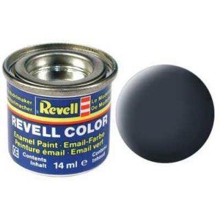 Farba Revell emailová - 32179: matná sivasto modrá (greyish blue mat)