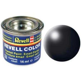 Farba Revell emailová - 32302: hodvábna čierna (black silk)