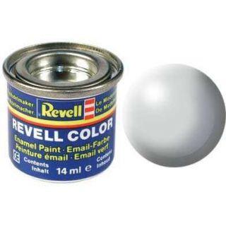 Farba Revell emailová - 32371: hodvábna svetlo šedá (light grey silk)