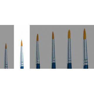 Brush Synthetic Round - SINGLE PACK 52202 - kulatý syntetický štětec (velikost 00)