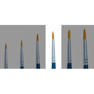 Brush Synthetic Round - SINGLE PACK 52204 - kulatý syntetický štětec (velikost 1)