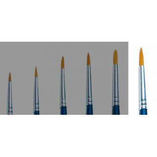 Brush Synthetic Round - SINGLE PACK 52206 - kulatý syntetický štětec (velikost 3)