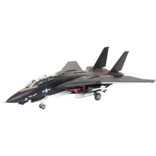 Plastic ModelKit letadlo 04029 - F14A Tomcat 'Black Bunny' (1:144)