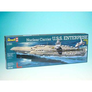 Plastic ModelKit loď 05046 - USS Enterprise (1: 720)