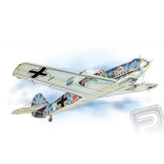 Messerschmitt Bf-109 (619mm) laser.vyřezávaný
