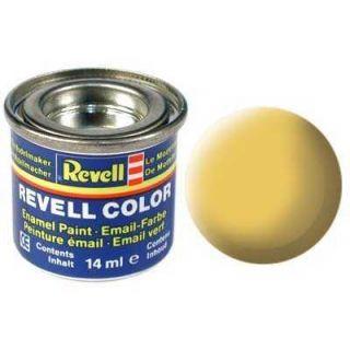 Farba Revell emailová - 32117: matná africká hnedá (africa brown mat)