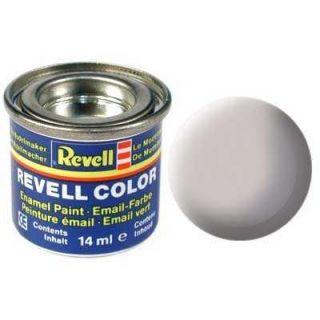 Farba Revell emailová - 32143: matná šedá (grey mat USAF w.)