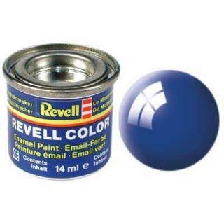Farba Revell emailová - 32152: lesklá modrá (blue gloss)