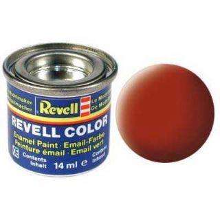 Farba Revell emailová - 32183: matná hrdzavá (rust mat)