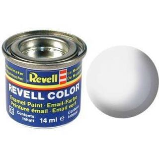 Farba Revell emailová - 32301: hodvábna biela (white silk)