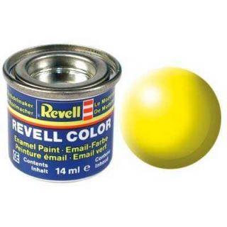 Farba Revell emailová - 32312: hodvábna svetlo žltá (luminous yellow silk)