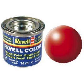 Farba Revell emailová - 32332: hodvábna svetlo červená (luminous red silk)