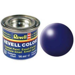 Farba Revell emailová - 32350: hodvábna tmavo modrá (dark blue silk)
