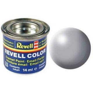 Farba Revell emailová - 32374: hodvábna šedá (grey silk)