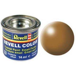 Farba Revell emailová - 32382: hodvábna lesné hnedá (wood brown silk)