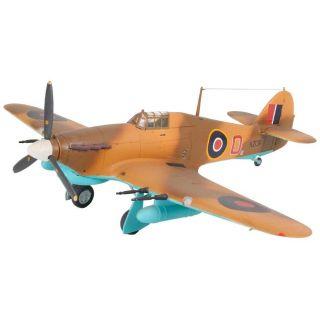 Plastic ModelKit letadlo 04144 - Hawker Hurricane Mk.IIC  (1:72)